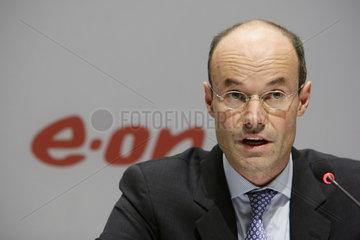 Dr. Marcus Schenck  Vorstandsmitglied der E.ON AG