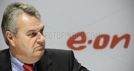 Dr. Wulf H. Bernotat  Vorstandsvorsitzender der E.ON AG
