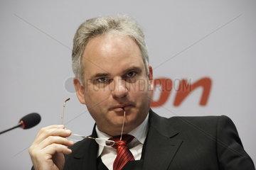 Dr. Johannes Teyssen  Vorstandsmitglied der E.ON AG
