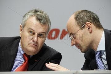 Bernotat und Dr. Schenck  E.ON AG