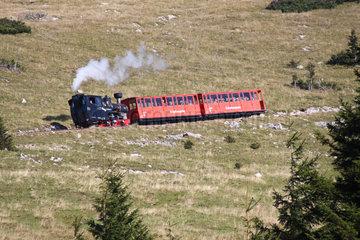 sssterreich  Schafberg  Schafbergbahn