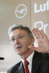 Wolfgang Mayrhuber  Vorstandsvorsitzender Deutsche Lufthansa AG