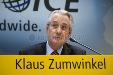 Deutsche Post AG - Dr. Klaus Zumwinkel  Vorstandsvorsitzender