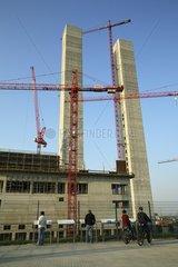 RWE Braunkohlekraftwerk Neurath - Neubau der Bloecke 2 + 3