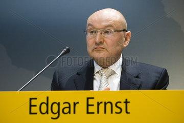 Deutsche Post AG - Prof.Dr. Edgar Ernst  Mitglied des Vorstand