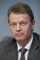Dr. Hans-Juergen Niehaus  Vorstandsmitglied der WestLB