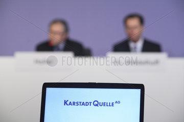 KarstadtQuelle AG