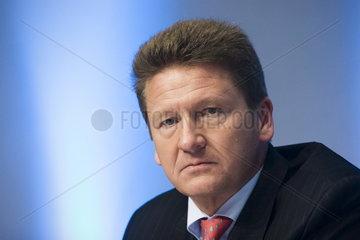 Klaus-Michael Geiger  Vorstandsmitglied der WestLB