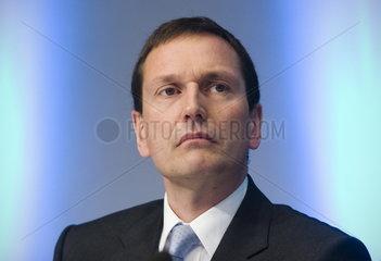 Werner Taiber  Vorstandsmitglied der WestLB