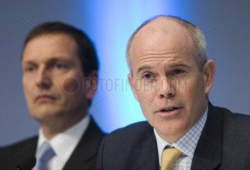 Robert M. Stein  Vorstandsmitglied der WestLB