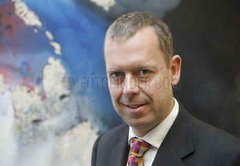 Dr. Torsten Oletzky  Vorstand und zukuenftiger Vorstandsvorsitzender der ERGO Versicherungsgruppe AG