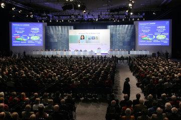 Ausserordentliche Hauptversammlung der Bayer AG