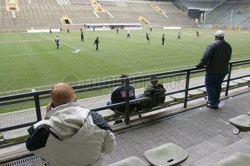 Westfalenstadion in Dortmund  seit Ende 2005 Signal Iduna Park