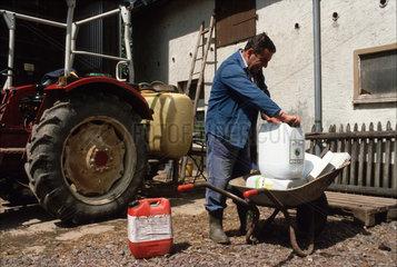 Landwirtschaft im Hunsrueck
