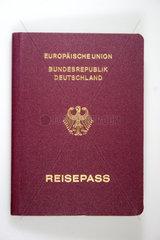 Europaeischer Reisepass