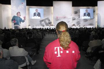 Deutsche Telekom AG - Hauptversammlung 2003