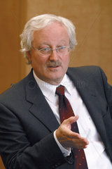Dr. Rolf Hoberg  stellvertretender Bundesvorsitzender des AOK Bundesverband