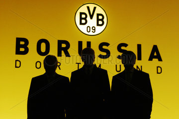 Hauptversammlung 2003 des Fussballvereins Borussia Dortmund