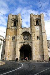 Portugal  Lissabon  Kathedrale San Antonio da Se