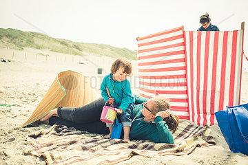 Strandurlaub 3