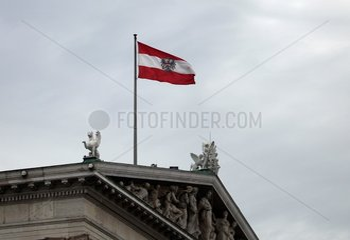 Fahne von Oesterreich
