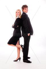Unternehmerpaar