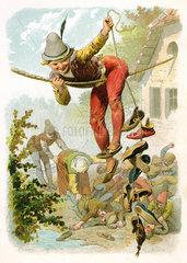 Till Eulenspiegel  Illustration  1905