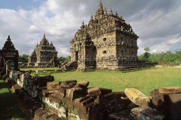 Indonesia  Java  Candi Plaosantemple