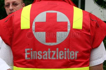 sssterreichisches Rotes Kreuz im Einsatz