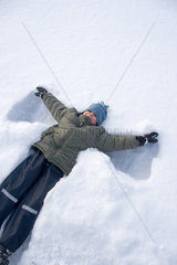 Schneeengerl