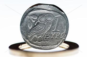 Griechischer EURO unter Druck