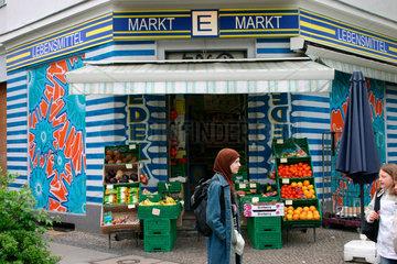 Edeka Supermarkt in Kreuzberg