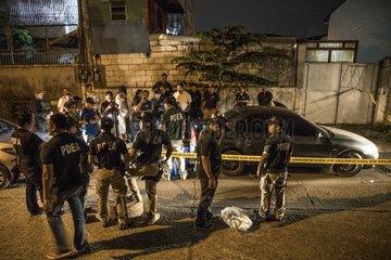 Drogenkrieg - Philippine Drug War