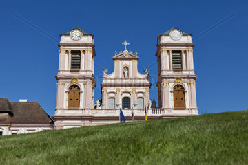 Benediktinerstift Goettweig  Wachau  Niederoesterreich  Oesterreich