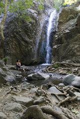 Millomeri Wasserfall