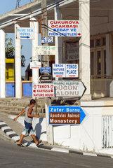 Touristen Information