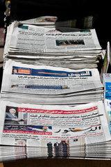ssgyptische Zeitungen