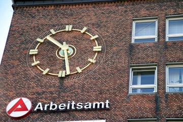 Arbeitsamt Hamburg