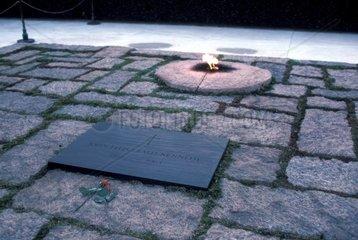 USA  Washington DC  John Kennedy Memorial