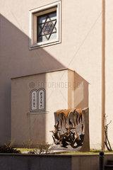 Synagoge Stuttgart Hospitalstrasse