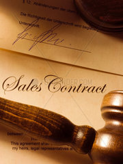 Sales-Contract