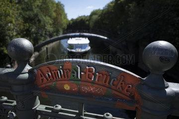 Admiralbruecke  Berlin-Kreuzberg