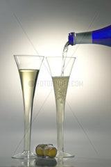 Champagnerglaeser