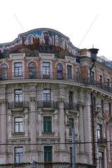 Russland  Moskau  Hotel Le Meridian National