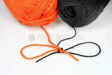 Koalition schwarz-orange