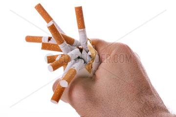 Rauchen abgewoehnen