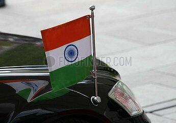 Indische Fahne
