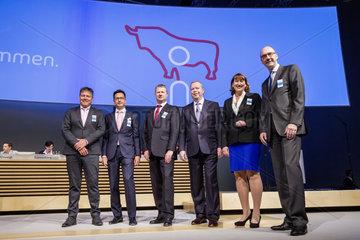 Hauptversammlung der Innogy SE - Vorstand