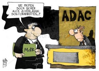 Der ADAC verliert an Glaubwuerdigkeit