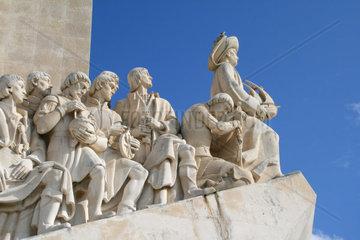 Portugal  Lissabon  Padrao dos Descobrimentos